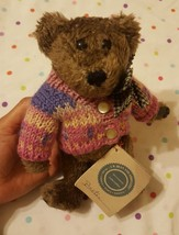 The Boyds Collection LTD J.B. Bean and Associates Bear pre-owned 1995 cute w tag - $6.80