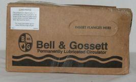 Bell Gossett Bronze Booster Pump 1/12 HorsePower 115V Bearing System image 10