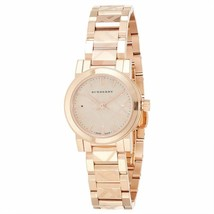 Burberry Rose Gold-Tone Ladies Watch BU9235 - $835.49