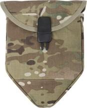 MultiCam Tri-Fold Shovel Cover, MOLLE Compatible Military Army Camo OCP ... - $21.20 CAD