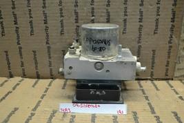08-09 Chevrolet Silverado Sierra 1500 ABS Pump Control 25871209 Module 191-14A3 - $31.99