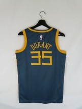 NWT Men's Kevin Durant Golden State Warriors Nike Swingman Jersey (Small) - $49.49