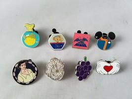Disney Trading Pins Official Hidden Mickey & Mickey Heart Hands Theme Lo... - $22.08