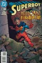 Superboy (1994) #39 G 1997 DC Comic Book - $1.89