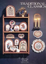 Stoney Creek Collection Traditional Classics Book 23 for Counted Cross Stitch - $4.95