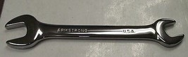 Armstrong 53-085 16mm x 18mm Full Polish Open End Wrench USA - $5.45