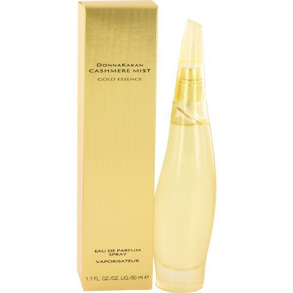 Donna karan cashmere mist gold essence perfume