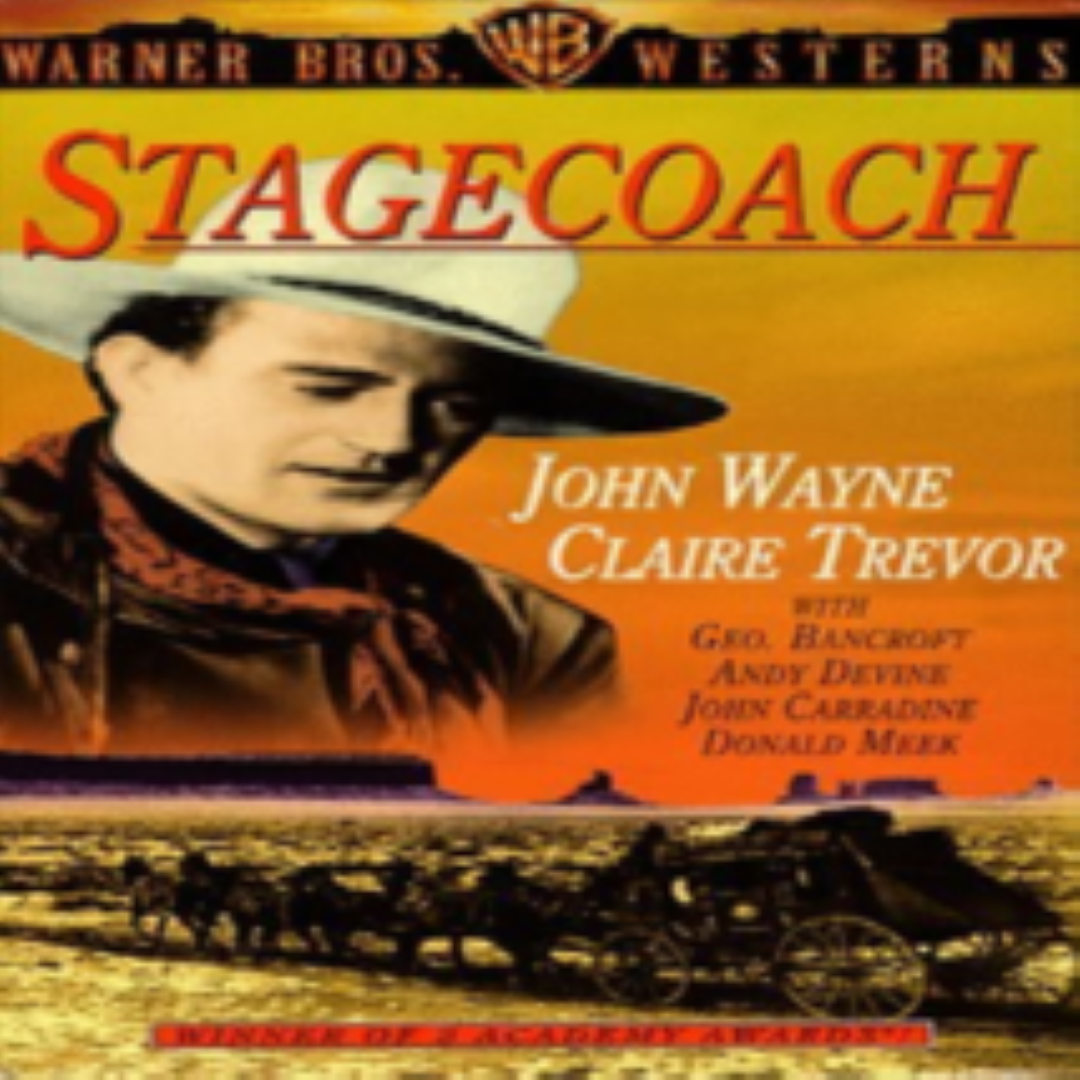 Stagecoach Vhs