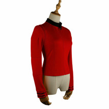 Season 2 Star Trek Discovery Starfleet Commander Nhan Red Dress Costume ... - $44.63