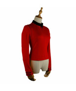 Season 2 Star Trek Discovery Starfleet Commander Nhan Red Dress Costume ... - $44.63
