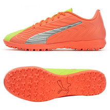 Puma ONE 20.4 OST TT Football Boots Shoes Soccer Cleats Orange 10596801 - $69.99