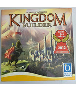 Queen Games Kingdom Builder Strategy Board Game Complete - $24.70