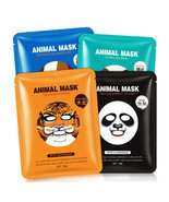 Horec Tiger Dog Sheep Panda Animal Nourishing and Moisturizing Facial Mask  - ₹700.64 INR+