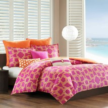 ECHO Catalina Twin Duvet Cover with one  sham - $55.17