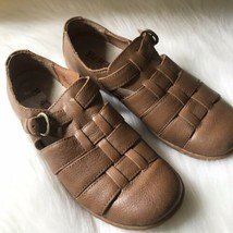 Born Shoes Brown Womens Sandals  - $34.65
