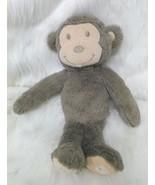 "16"" Monkey Gray Cream Taupe Hanging Soft Plush Hobby Lobby Stuffed Toy B206 - $29.99"