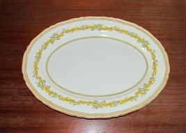 "Gorgeous Royal Worcester England ~Lorna Doone ~ 17 7/8"" Oval Platter - $132.50"