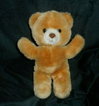 """8 """"vintage 1986 applause beary best baby teddy bear soft toy animal - $17.59"""
