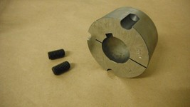 "2517 1-1/2 TAPER LOCK BUSHING 1-1/2"" BORE - $15.00"