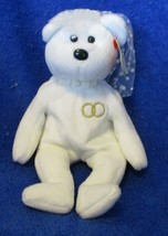 Ty Beanie Baby Mrs. The Bride Bear USED - $5.93