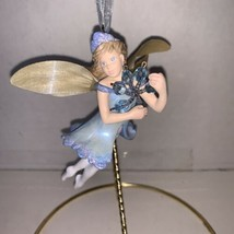 Hallmark Ornament Frostlight Faeries Collection Faerie Candessa 2001 - $12.50