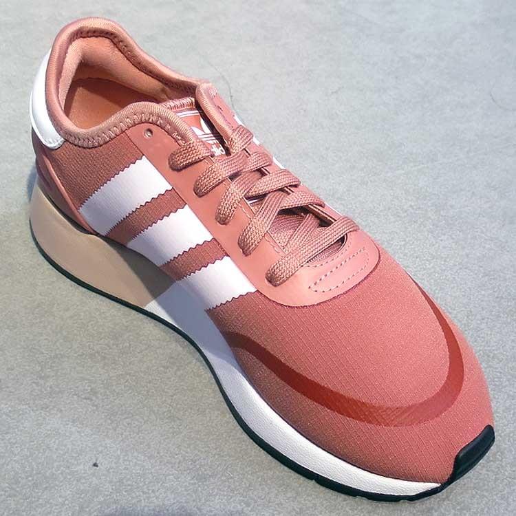 quality design 3165a f283d Adidas Originals N-5923 W Ash PinkWhite AQ0267 Womens Sneakers Trainers