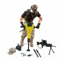 "World Peacekeepers 12"" Action Figure - Combat Engineer - NEW - $25.35"