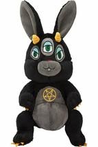 Killstar Twitchy Satanic Bunny Rabbit Gothic Stuffed Animal Plush Toy KS... - $26.99