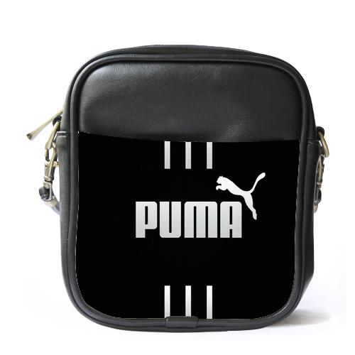fd89009ad4 Sling Bag Leather Shoulder Bag Puma Logo and 48 similar items