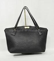NWT Burberry SG Grain Medium Welburn Leather Tote / Shoulder Bag in Black. $1250 - $899.00