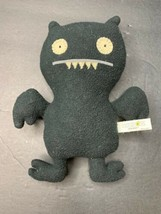 "t1 Ice Bat 8"" Ugly Doll Black Plush Toy 2002 Small - $13.85"