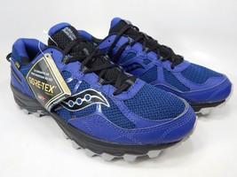 Saucony Excursion TR11 GTX Gore-Tex Size 9 M (D) EU 42.5 Men's Shoes S20394-1