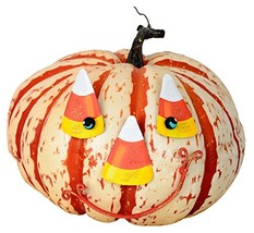 The Round Top Collection Candy Corn Pumpkin Parts - £16.11 GBP