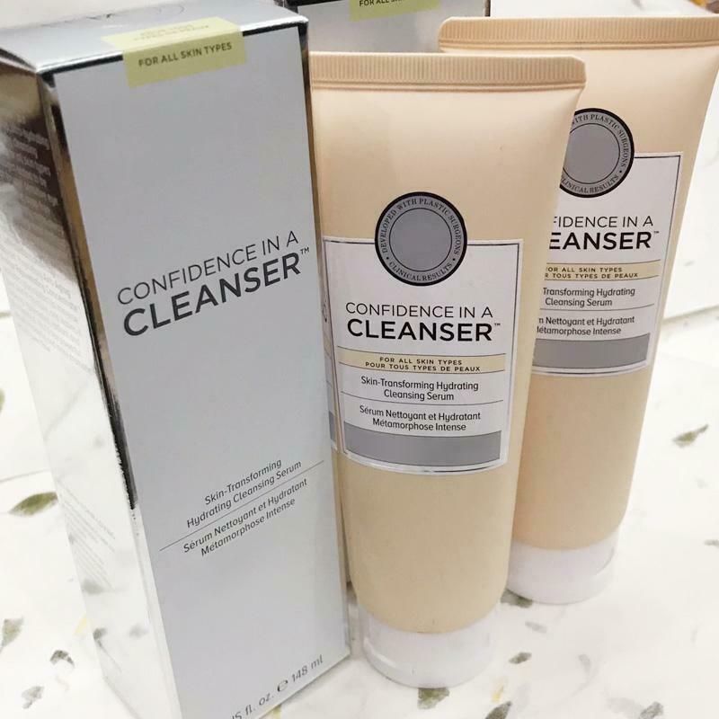 It Cosmetics Confidence In A Cleanser Hydrating Serum 5 Fl. Oz. / 148 mL NIB - $17.82