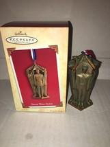 Hallmark Keepsake Christmas Ornament - 2004 - THOSE WHO SERVE - $7.50
