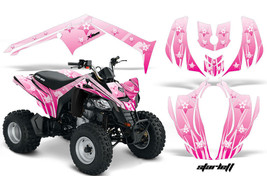 ATV Decal Graphic Kit Wrap For Can-Am DS250 DS 250 Bombardier 2006-2016 STARLETT - $168.25