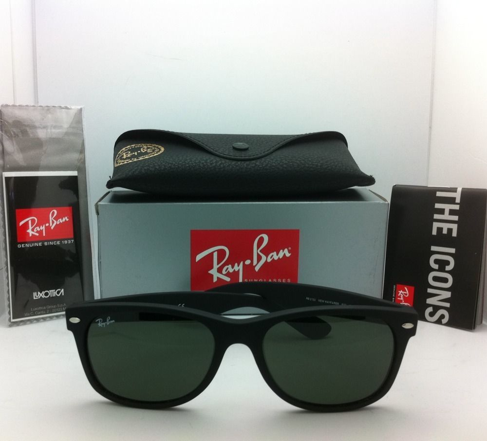 aa9c12a96d New Ray-Ban Sunglasses RB 2132 NEW WAYFARER and 50 similar items