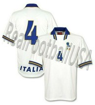 Nike Dino Baggio Italy Player Issue Away Jersey Euro 1996. - $220.00