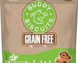 Cloud Star Grain Free Soft and Chewy Buddy Biscuits Dog Treats, Rosted Chicken,