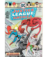 Justice League of America Comic Book #129, DC Comics 1976 VERY FINE- - $14.49