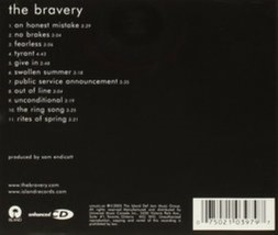 The Bravery By The Bravery Cd image 2