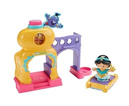 Fisher-Price Little People Disney Princess, Jasmine Vehicle Playset  - $32.99