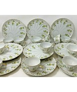 12 Sets - Cup and Snack Plate - Made in Japan by Noritake for Giftcraft ... - $142.45