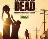 Fear the Walking Dead: Complete First Season 1 DVD Zombie TV Series