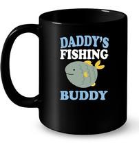 Daddy's Fishing Buddy Son Daughter Gift Fish Ceramic Mugs - $13.99+