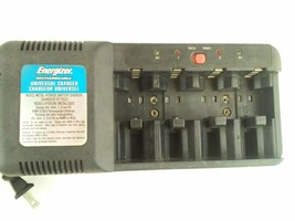 Energizer NiMH & NiCd Universal Battery Charger Battery Charger 2X2.8V/5... - $24.47