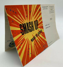 Chevrolet Sales Mailer Brochure Flyer Smash Up Foldout Chevy Fishing 19-2685HS - $14.20