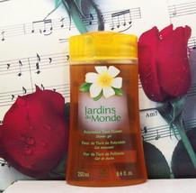 Yves Rocher Jardins Du Monde Polynesian Tiare Flower Shower Gel 8.4 FL. OZ. - $39.99