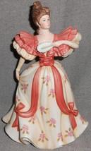 Lenox FIRST WALTZ Porcelain Bisque VICTORIAN LADY FIGURINE - $29.69