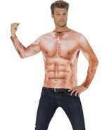 """Realistic Muscle Top, with Long Sleeves, Chest 42""""-44"""", Leg Inseam 33"""" - $32.33"""